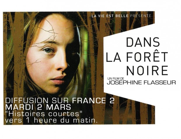 diffusion france 2 foret noire