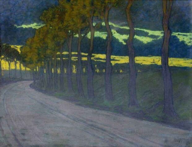 Gustave Fayet Route mysterieuse